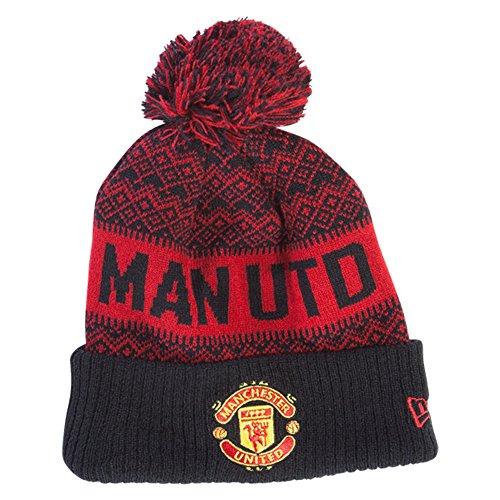 - Manchester United Wintry Pom Winter Hat New Era