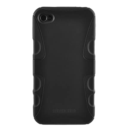 pretty nice 63996 9807e Seidio Innocase X Case for iPhone 4 (Black) (Fits AT&T iPhone)