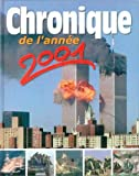 Chronique de l'année 2001