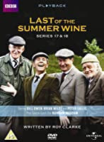 Last Of The Summer Wine - Series 17 And 18 - Complete