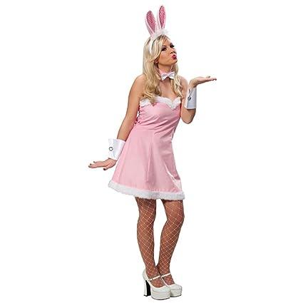 Equipo de conejo conejito rosa Conejito Conejo Playboy sexy ...