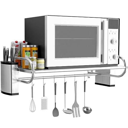 Ludage 340 estante de cocina de acero inoxidable horno de ...