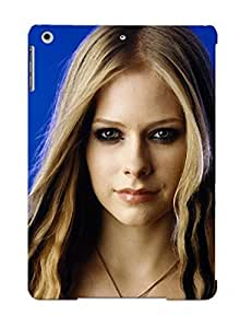 taoyix diy Protective Tpu Case With Fashion Design For Ipad Air (avril Lavigne)