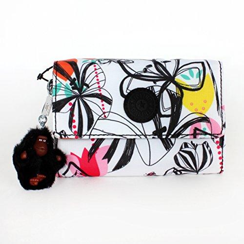 Kipling Pixi Medium Wallet Palm Printed