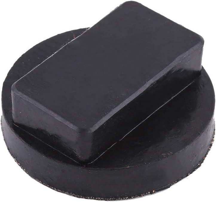 Jack Pad 1 PC di Black Car Rubber Jack Pads Strumento Jacking Pad Adapter per BMW.