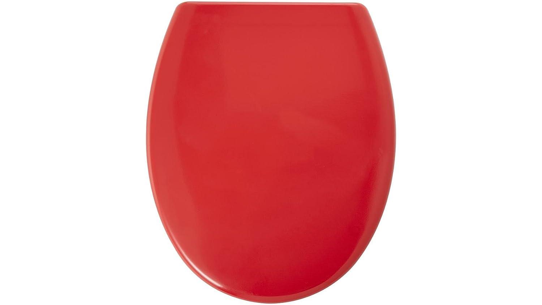 30/x 20/x 15/cm con extra/íble Duroplast MSV Asiento para WC Acero Inoxidable