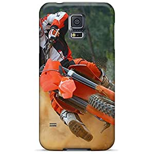 samsung galaxy s5 Style mobile phone shells Awesome Look Dirtshock motocross sports