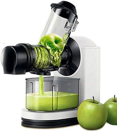 150W Presse agrumes Electrique Lent Fruits Légumes Entiers à