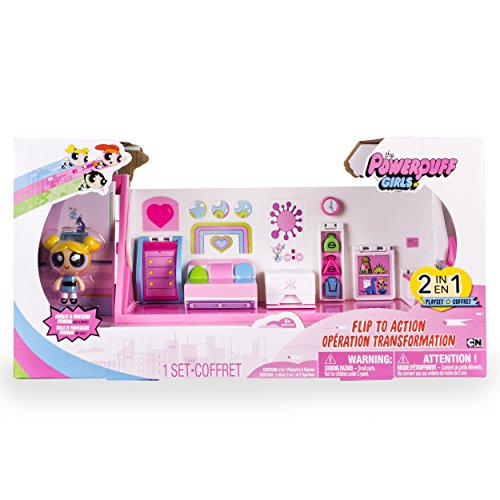 Powerpuff Girls - Flip to Action Playset JungleDealsBlog.com