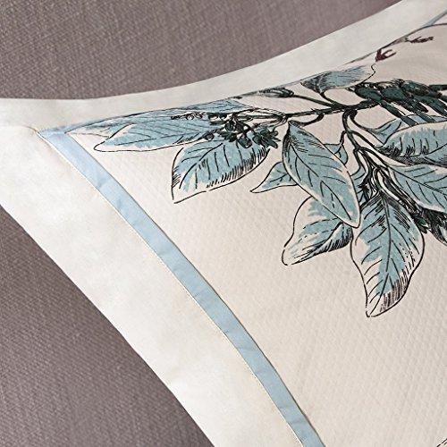 Madison Park MP10-758 Textiles Quincy 7 Piece Comforter Set