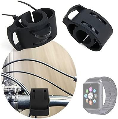 DURAGADGET Soporte Bicicletas Ideal para Smart Watch Sony ...