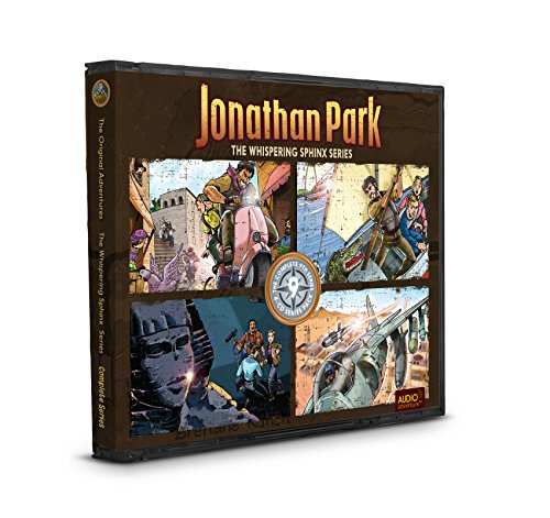 Jonathan Park: The Whispering Sphinx - Series 9