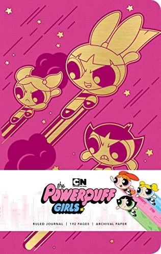 Pdf Humor Powerpuff Girls Hardcover Ruled Journal