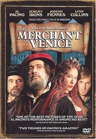 Amazon com: William Shakespeare's The Merchant of Venice: Al