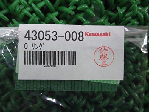 新品 カワサキ 純正 バイク 部品 Z1-R リアキャリパーOリング 純正 43053-008 Z1000 Z1000P