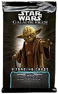 Star Wars Star Wars Galactic Files Series 1 Trading Card Retail Pack
