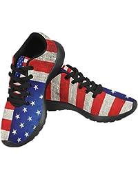 Women's Jogging Running Sneaker Lightweight Go Easy Walking Casual Comfort Running Shoes Panda Pattern