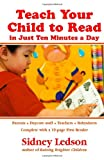 Teach Your Child to Read in Just Ten Minutes a Day, Sidney Ledson, 1412015545