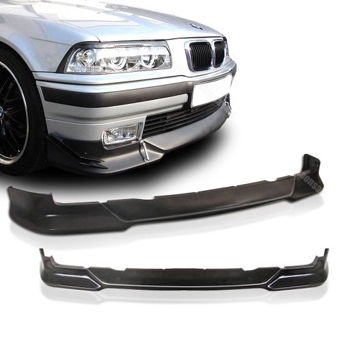 NEW - 92-98 BMW E36 325i 328i M TECH Style PU Front Bumper Lip