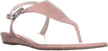 Alfani Womens Honnee Open Toe Casual Ankle Strap Sandals