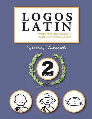 Logos Latin 2 Student (White Logo Arch)