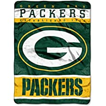 "The Northwest Company Officially Licensed NFL 12th Man Plush Raschel Throw Blanket, 60"" x 80"""