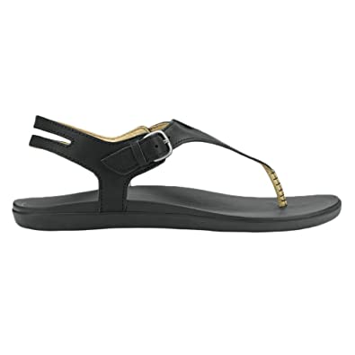 OluKai Eheu T Strap Sandal (Women's) AQR4WQ