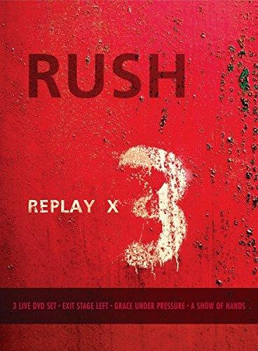 Rush - Replay [3 DVD/CD Box Set] by Universal Music