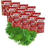 Brad's Plant Based Organic Veggie Chips, Red Bell Pepper, 12 Count