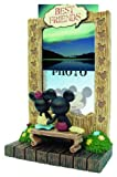 Retro Mickey and Minnie Photo Frame with Mirror