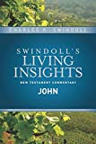 img - for Insights on John (Swindoll's Living Insights New Testament Commentary) book / textbook / text book