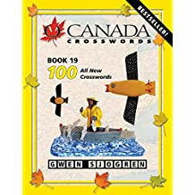 O Canada Crosswords Book 19
