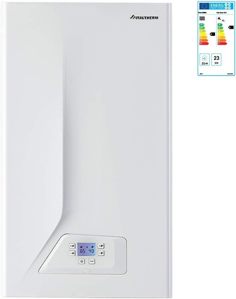 Caldera de condensación a gas-italtherm City Class 30 K 30 kW: Amazon.es: Bricolaje y herramientas