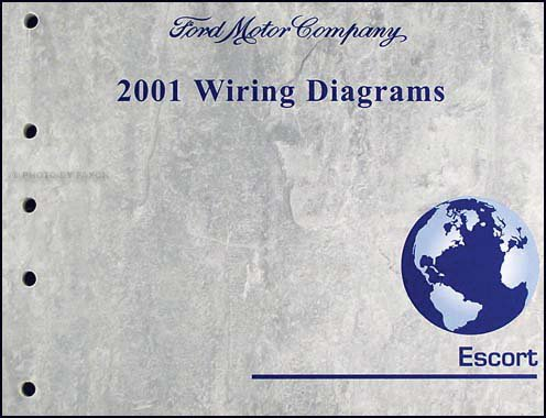 2001 f350 wiring diagram 2001 ford escort   zx 2 wiring diagram manual original ford 2001 ford f350 wiring diagram 2001 ford escort   zx 2 wiring diagram
