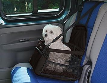 Outward Hound Kyjen Car Booster Seat Small Blue