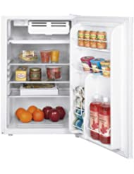 GE WMR04GADWW 4.4 Cu. Ft. White Undercounter Compact Refrigerator
