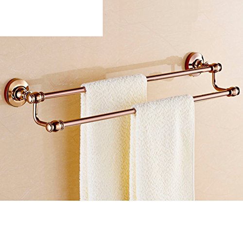 European style Towel rack/Double room/Towel Bar/Towel hanger-A 60%OFF