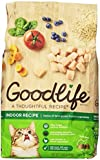 GOODLIFE Adult Dry Cat Food, Indoor Recipe, 7 lbs. by The Goodlife Recipe