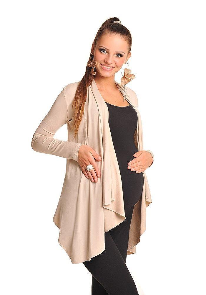 Purpless Maternity maternit/é Blazer Grossesse Effet Cascade 4008