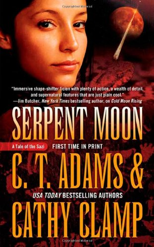 book cover of Serpent Moon