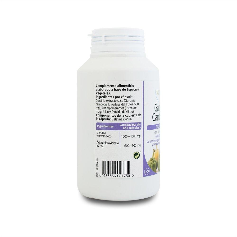 SANON - SANON Garcinia Cambogia 90 cápsulas de 625 mg: Amazon.es: Salud y cuidado personal