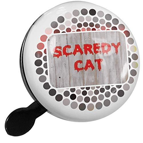 NEONBLOND Bike Bell Scaredy Cat Halloween Bloody Wall
