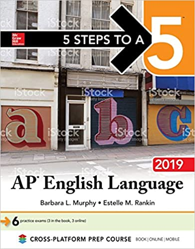 Amazon 5 steps to a 5 ap english language 2019 5 steps to a 5 5 steps to a 5 ap english language 2019 5 steps to a 5 on the ap english language exam 1st edition fandeluxe