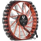 BitFenix BFF-LPRO-23030R-RP Spectre Pro 230mm LED Case Fan, Red