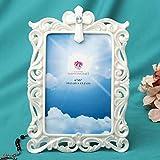 18 Stunning Pearl White Cross Frames - 4 x 6