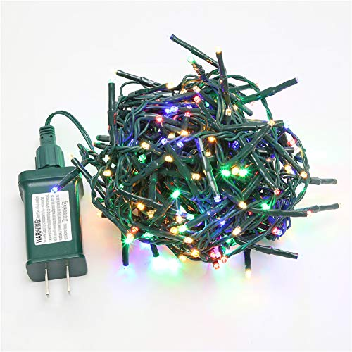 Multi Coloured Led Outdoor Christmas Lights in US - 7