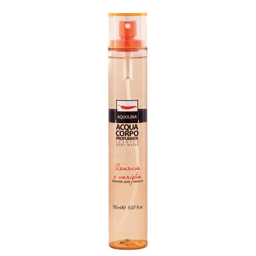 acqua corpo arancia e vaniglia 150 ml AQUOLINA