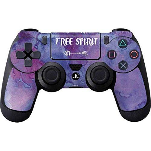 Ginseng PS4 Controller Skin - Free Spirit