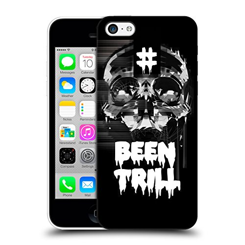 Official Been Trill Polyskull 3D Scans Hard Back Case for Apple iPhone 5c