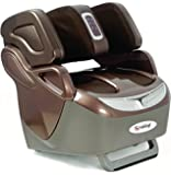 Powermax Fitness Indulge If-868 Leg, Foot & Knee Massager With Heat, Foot Rollers And Vibration